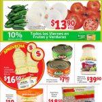 Soriana Mercado: folleto de ofertas, frutas y verduras 18 al 21 de Mayo 2018