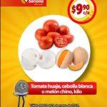 Soriana Mercado: Frutas y Verduras del 22 al 24 de Mayo 2018