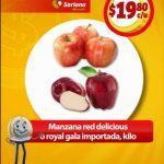 Soriana Mercado: frutas y verduras del 29 al 31 de mayo 2018