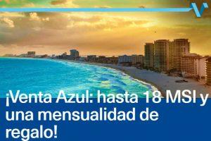 Venta Azul Aeroméxico mayo 2018