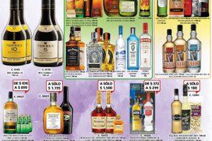 Bodegas Alianza: ofertas en vinos y licores del 5 al 10 de junio 2018