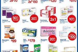 Farmacias Benavides: Folleto de ofertas semanales del 4 al 7 de Junio 2018