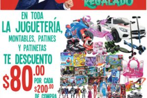 Folleto de Julio Regalado 2018 en Soriana del 29 de junio al 5 de julio