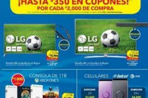 Ofertas Gran Venta Azul Best Buy del 8 al 13 de junio 2018