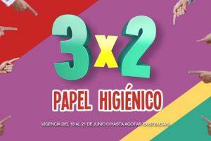 Julio Regalado 2018 en Soriana: 3×2 en Todo el Papel Higiénico