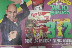 Julio Regalado 2018 Soriana: 3x2 en Helados y Paletas Holanda