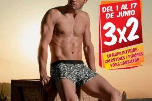 Sears 3x2 en ropa interior, pijamas para caballero al 7 de junio