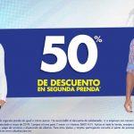 Suburbia: Camisas con 50% de descuento en la segunda compra
