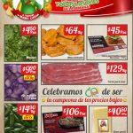 Bodega Aurrera: frutas y verduras Tianguis de Mamá Lucha 13 al 19 de julio 2018