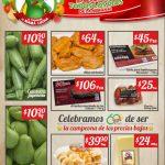 Bodega Aurrera: Frutas y Verduras del 6 al 12 de julio 2018