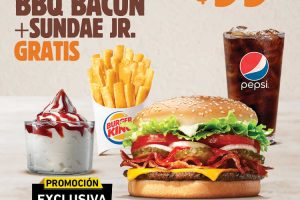 Burger King: Cupones de descuento y Combos Especiales 2018