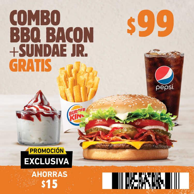 Burger King Cupones De Descuento Y Combos Especiales 2018