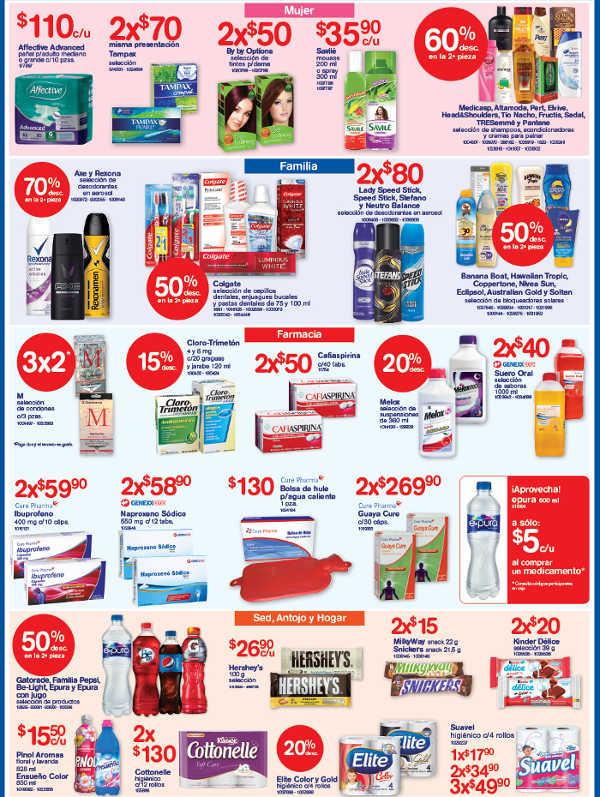 d3b1fc052 Farmacias Benavides: Ofertas y Promociones Miércoles 18 de julio 2018