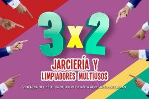 Julio Regalado 2018 Soriana: 3×2 en limpiadores y jarciería