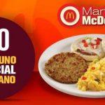 McDonald's Cupones Martes 10 de julio 2018