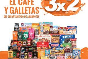 Temporada Naranja 2018 en La Comer: 3×2 en café y galletas