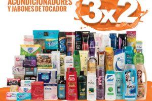 Temporada Naranja 2018 La Comer: 3×2 en shampoos, acondicionadores y jabones