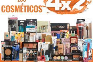 Temporada Naranja 2018 La Comer: 4×2 en todos los cosméticos