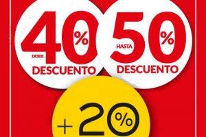 The Home Store: Rebajas Hasta 50% de Descuento + 20% Adicional