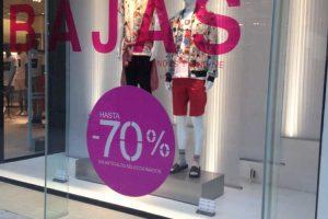 Zara: Hasta 70% de descuento Rebajas Primavera Verano 2018