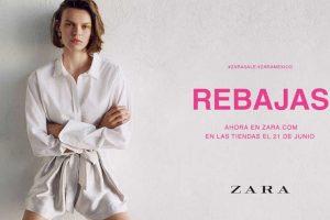 Zara: Rebajas hasta 50% de descuento en tiendas y online Verano 2018