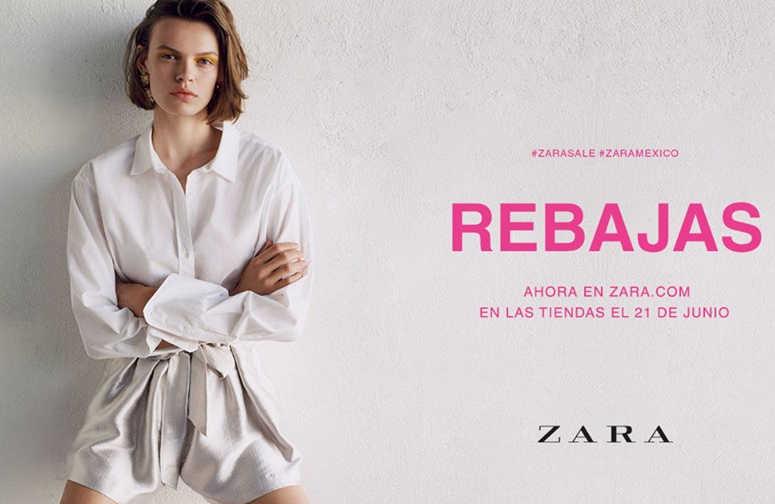 4f214cb47a1 Zara: Rebajas hasta 50% de descuento en tiendas y online Verano 2018