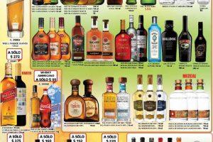 Bodegas Alianza: Promociones vinos y licores del 14 al 26 de agosto 2018