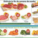 Carnes frutas y verduras Walmart del 31 de agosto al 2 de septiembre 2018