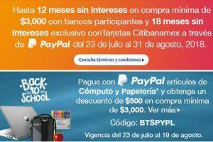 Costco: Promociones CitiBanamex y HSBC Agosto 2018