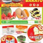 Folleto de ofertas Soriana Mercado del 31 de agosto al 3 de septiembre 2018