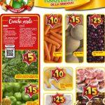 Bodega Aurrera: Frutas y Verduras del 31 de agosto al 6 de septiembre 2018