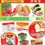 Frutas y Verduras Soriana Mercado del 31 de agosto al 3 de septiembre 2018