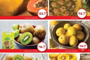 Frutas y Verduras Superama del 15 al 31 de agosto de 2018