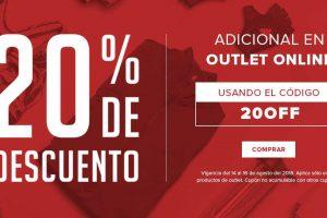 InnovaSport: Cupón 20% de descuento adicional a lo ya rebajado en Outlet