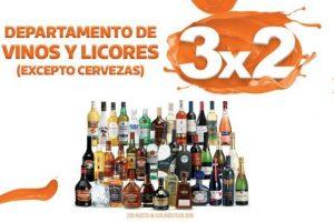 La Comer Temporada Naranja 3×2 en vinos y licores del 3 al 6 de agosto 2018