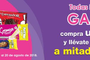 MEGA Soriana: Ofertas de fin de semana del 17 al 20 de Agosto 2018