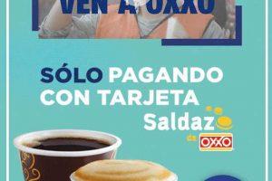 Oxxo: Café Andatti Americano o Capuccino a $10 con tarjeta Saldazo