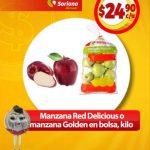 Soriana Mercado: Frutas y Verduras del 28 al 30 de agosto 2018