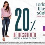 Suburbia: 20% de descuento adicional en blusas y suéteres para toda la familia