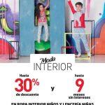 Fábricas de Francia: Hasta 30% de descuento en ropa interior para niños y niñas