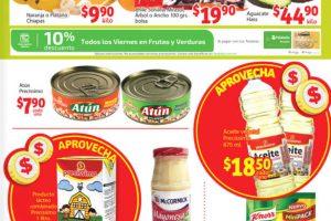 Folleto Soriana Mercado del 28 de Septiembre al 1 de Octubre 2018