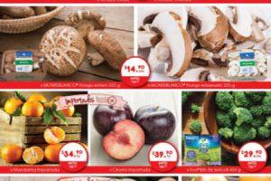 Frutas y Verduras Superama del 17 al 30 de septiembre de 2018