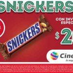Promociones Cinemex tarjeta Invitado Especial Payback Septiembre 2018