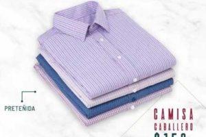 Artículo de la semana en Suburbia camisa para caballero a solo $150