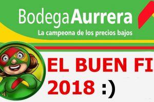 Buen Fin 2018 Bodega Aurrera: 18 msi y 3 de bonificación con Bancomer