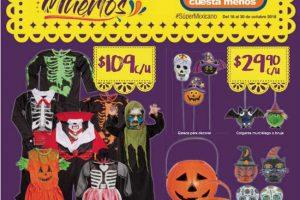 Folleto Chedraui Ofertas de Halloween y Día de Muertos 2018