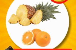 Frutas y Verduras Soriana Mercado del 16 al 18 de octubre 2018