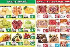 Frutas y Verduras Casa Ley 16 y 17 de Octubre 2018