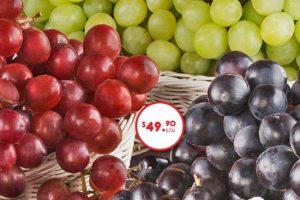 Frutas y Verduras Superama del 16 de octubre al 2 de noviembre 2018