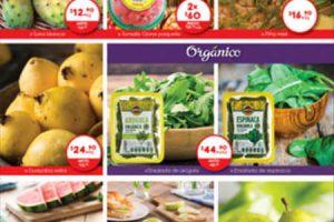 Ofertas Superama Frutas y Verduras del 1 al 15 de octubre 2018